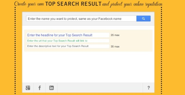 How to Remove Your Name from Google Search Results - YouTube