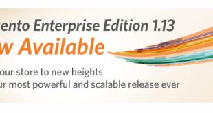 Magento Enterprise Edition 1.13