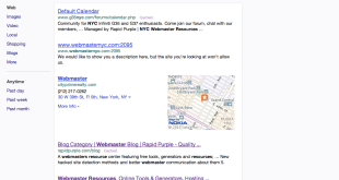 New Yahoo US Search Redesign