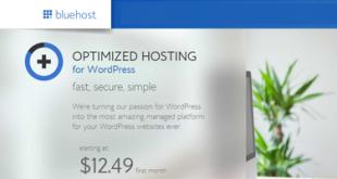 bluehost-optimized-wordpress