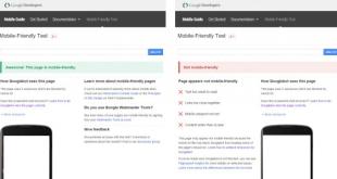 google-mobile-test-failed