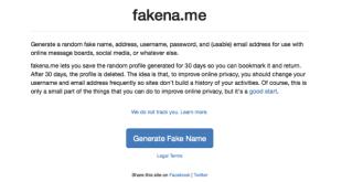 Fake-Name