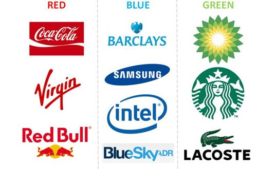 Infographic: The Meaning Behind Your Logo Colors - Marketing
