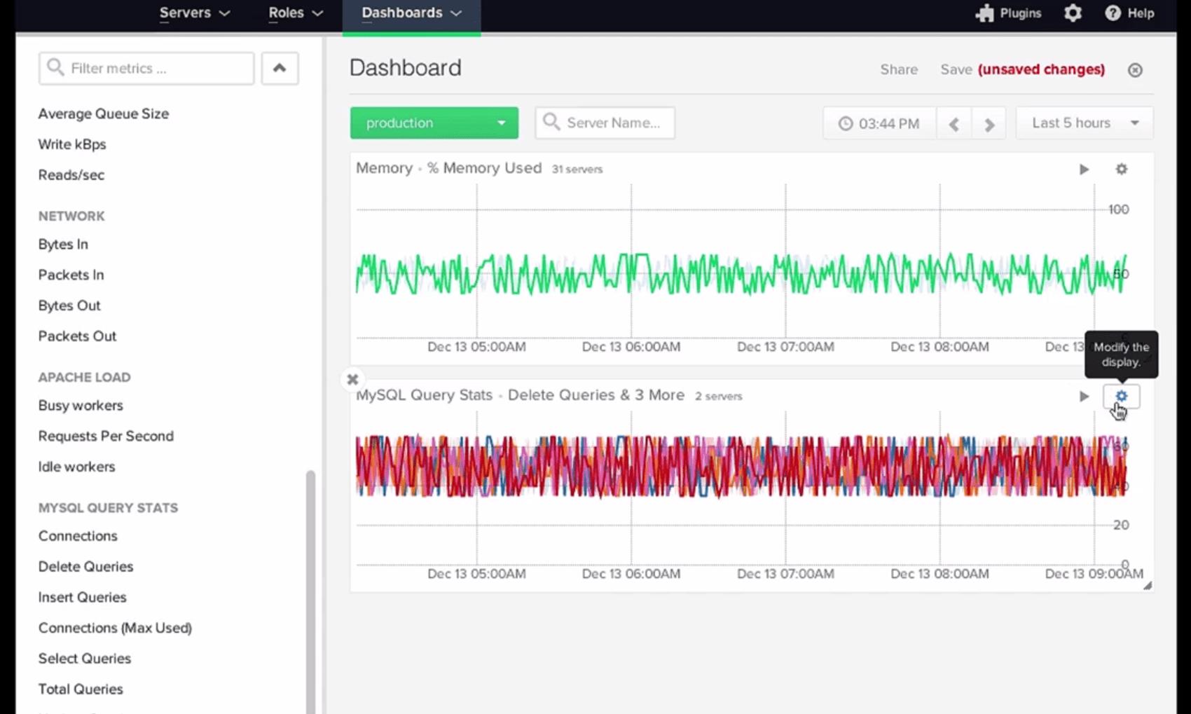 pingdom server monitoring